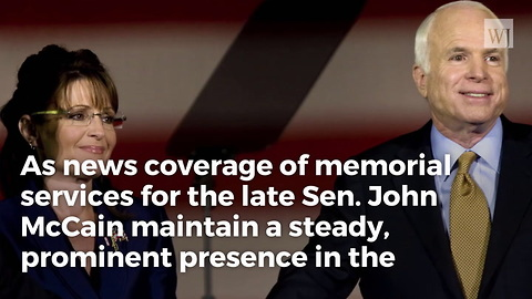 Palin Cut From McCain Funeral, Reportedly Told To Stay Away From Service
