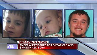 Florida Amber Alert issued for 2 missing children in the Panhandle