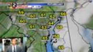 Showers and Storms Possible Again - Video