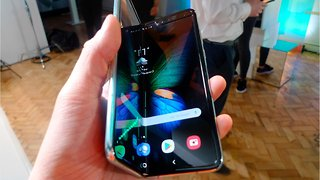 Samsung Investigating Galaxy Fold Issues