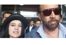 Despite the Memes, Nicolas Cage Is Having a Great Time in Kazakhstan - Video