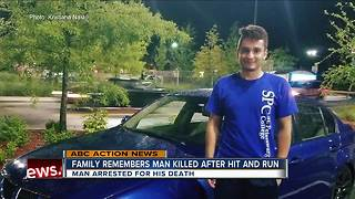 Family remembers man killed in hit and run