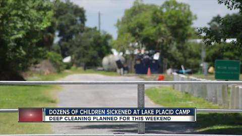 33 children transported to hospitals after falling ill at summer camp in Lake Placid