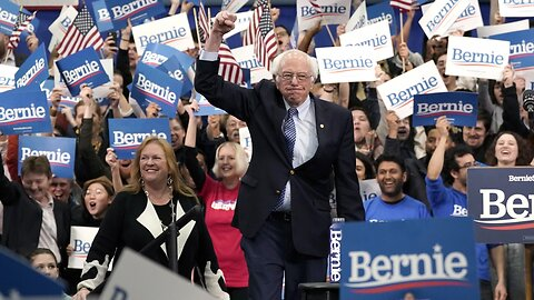 In A Tight Race, Sanders Beats Buttigieg To Win New Hampshire Primary