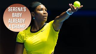 Why Serena WIlliams' baby name is totally feminist - Video