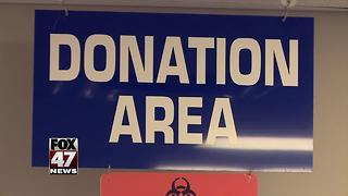 Red Cross desperate for blood donors - Video