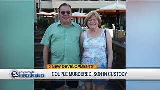 Son of North Royalton couple that was shot to death taken into custody - Video