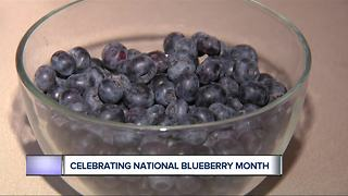 National Blueberry Month - Video
