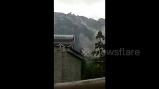 Deadly landslide hits southwest China - Video