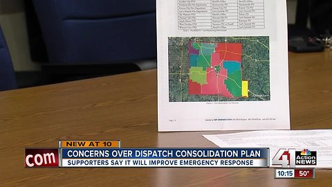 Cass Co. continues debate on consolidating 911 dispatch