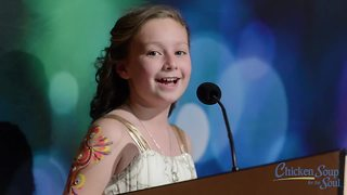 All it took was for one little girl to get inspired. What she did next is changing lives. - Video