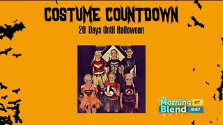 Costume Countdown - Video