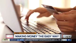 How to make easy money on the side without doing much work