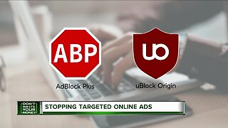 Don't Waste Your Money: Stopping targeted online ads