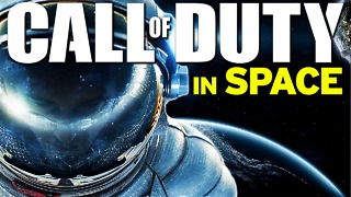 Call of Duty 'Space Warfare' leaked footage - Video