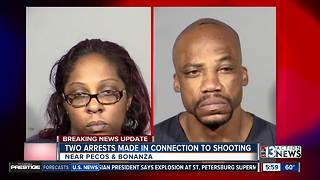 Police: phone call leads to alledged double murder suspect - Video