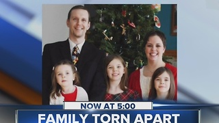Family torn apart after father, daughter were killed in suspected drunk driver crash