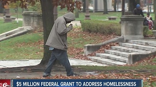 Indianapolis mayor: City to receive $5M in homelessness aid - Video