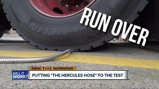Hamtramck Firefighters Test the