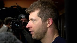 01/01 Pominville says Winter Classic was special, even after a tough loss - Video