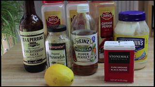 How to make Alabama white BBQ sauce - Video
