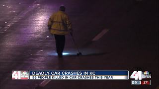 Spike in fatal crashes prompts holiday driving warning - Video