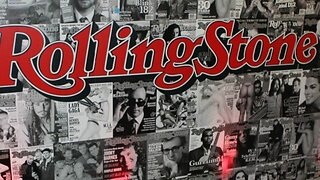 Wait. I Thought Rolling Stone Was A Music Magazine? What Fresh Hell Is This?