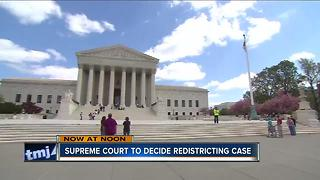 Supreme Court takes on new case from Wisconsin on partisan redistricting - Video
