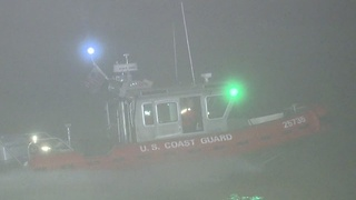 Lake Erie search for plane continues into the night - Video