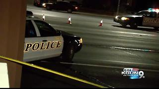 Police ID man killed in pedestrian collision - Video