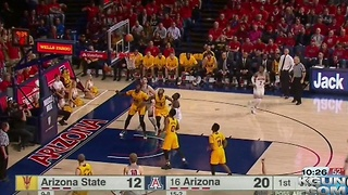 16) Arizona defeats ASU 91-75 - Video