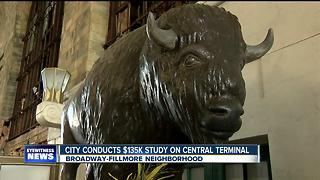 Buffalo to examine future uses for Central Terminal - Video