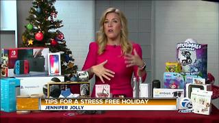 A Stress Free Holiday - Video