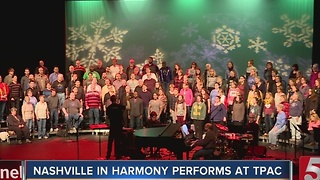 Holiday Music Comes To Life In Nashville - Video