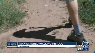 Stabbing on Boulder Creek Path puts community on alert - Video