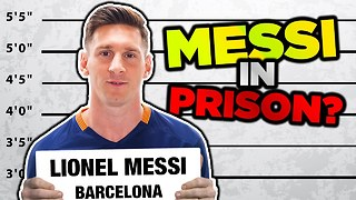 OFFICIAL: Lionel Messi Sentenced To 21 Months In Prison! | Internet Reacts - Video