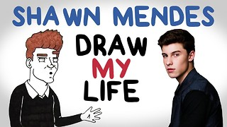 Shawn Mendes | Draw My Life - Video