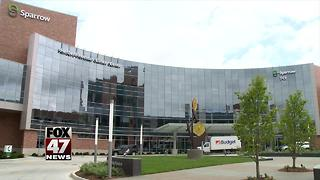 Sparrow opens new Herbert-Herman Cancer Center - Video