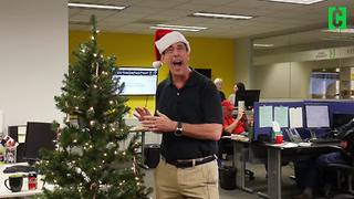 Merry Christmas from Clark 2017 - Video