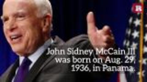 Getting to know John McCain | Rare News