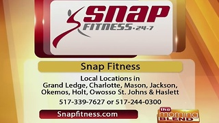 Snap Fitness - 1/19/17 - Video