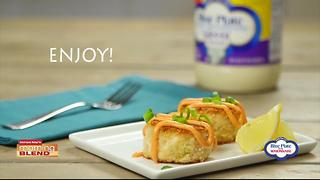 Crab Cakes with Smoked Paprika Mayonnaise - Video