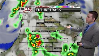 Dustin's Weather 6-12 - Video