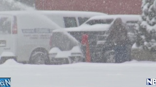 Battling the first major winter storm in Northeast Wisconsin - Video