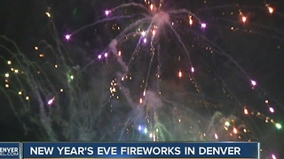 Revelers ring in New Year - Video