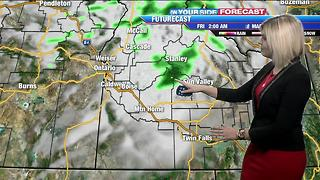 Calm wind and mostly sunny skies for Wednesday - Video