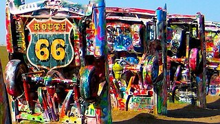 Across America: 5 Must-See Stops on Route 66 - Video