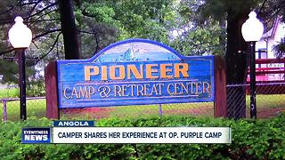 Operation Purple Camp gives brings military families together - Video