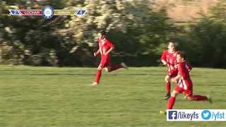 Is This the Best Youth Football Cup Final Ever? - Video