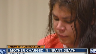 Mother charged with accidentally suffocating child